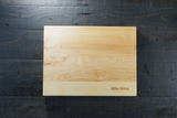 "Maple Cutting Board 9""x12""x3/4"""