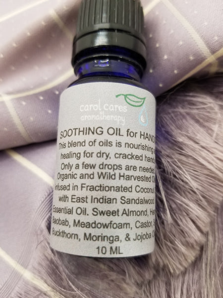Soothing Hand Oil