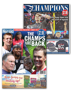The Champs Are Back Bundle.....Reserve your copies Now!