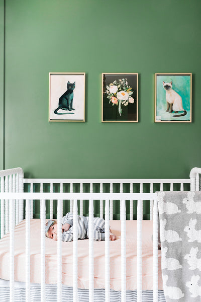 Rory Pearl's Nursery Reveal