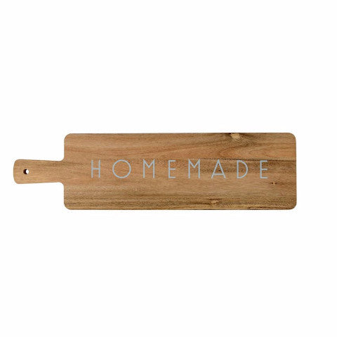 Homemade Cutting Board
