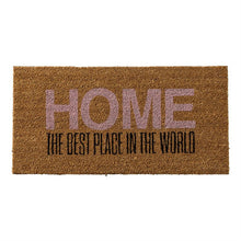There's No Place Like Home Mat