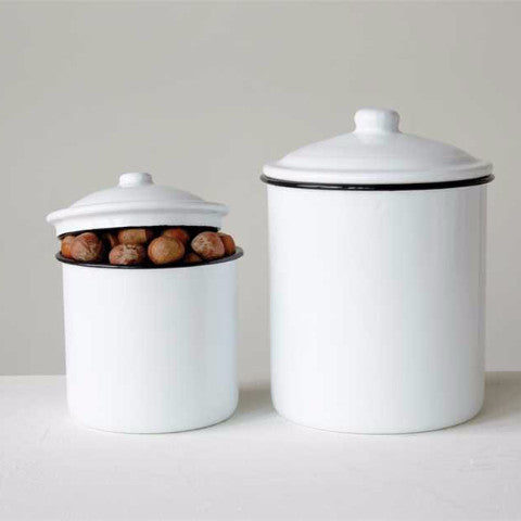 Sugar and Flour Canister Set