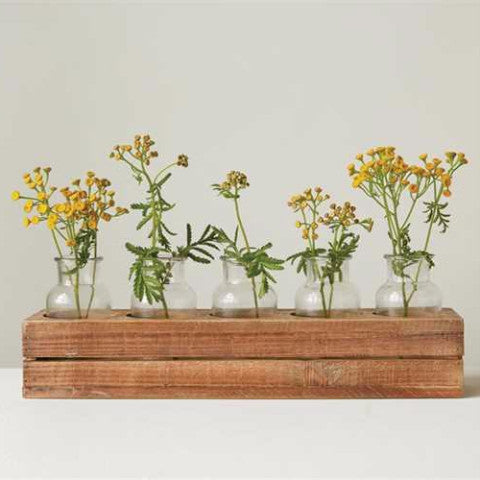 The Woody Vase Set