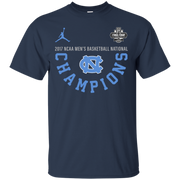 Jordan College Championship North Carolina Tar Heel T Shirt  Hoodie
