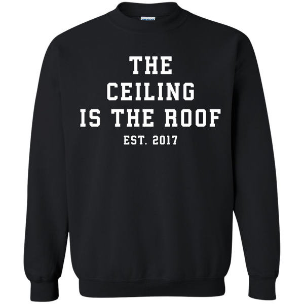 The Ceiling Is The Roof Michael Jordan Shirt Long Sleeve