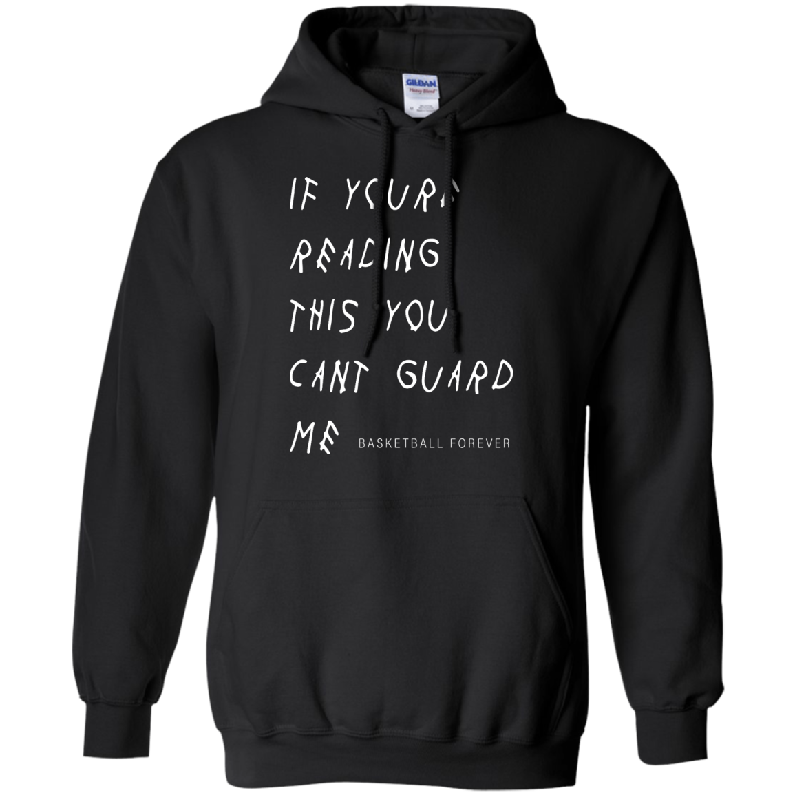 promo code f5dec 015b5 Kyrie Irving: If You're Reading This You Can't Guard Me Shirt