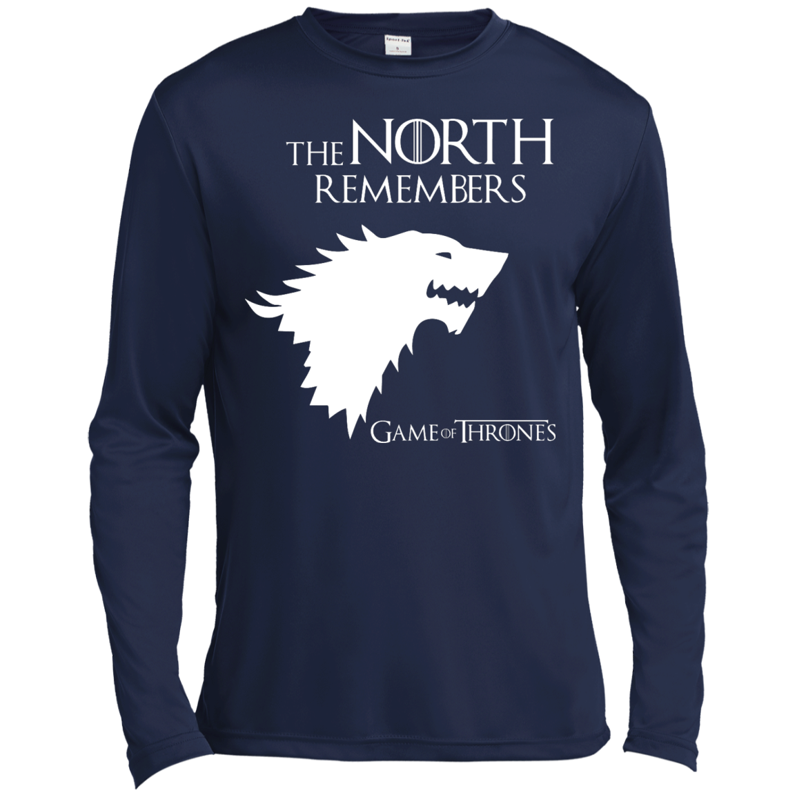 """Game Of Thrones /""""The North Remembers/"""" Unisex Toddler T-Shirt"""