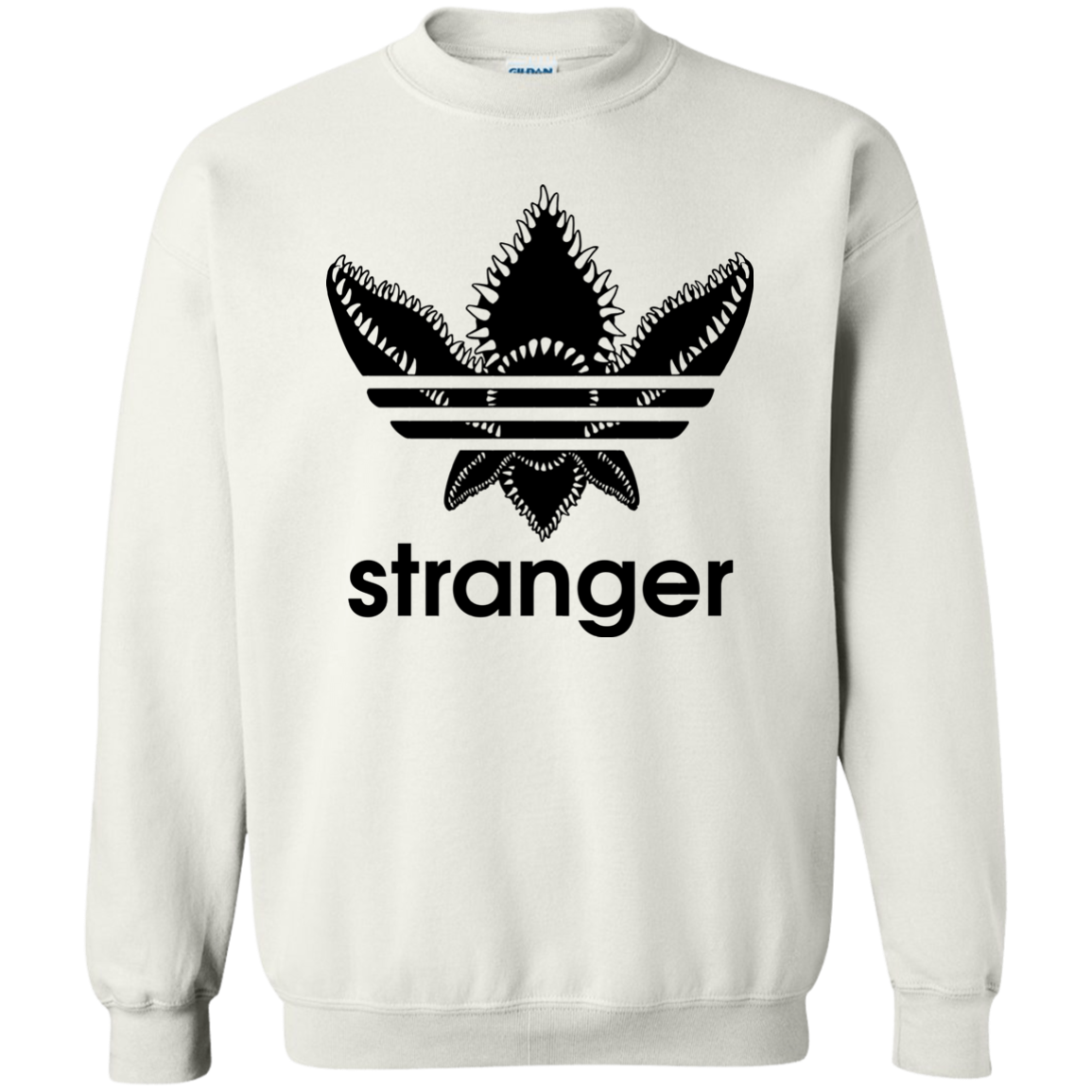 Stranger Things Stranger Demogorgon Adidas Shirt, Hoodie, Long Sleeve