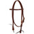 Oxbow 5/8″ Harness Leather Oiled Browband Headstall
