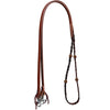 Oxbow Barrel Rein with Rawhide Knots