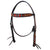 Oxbow Santa Fe Beaded Browband
