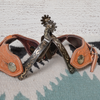 Martin Saddlery Scroll Youth Spur