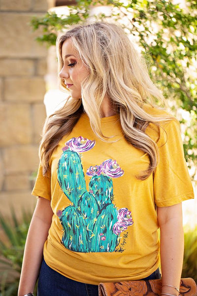 Desert Bloom Tee