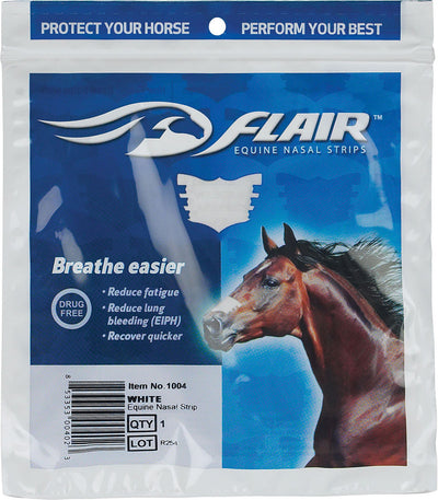 Flair Equine Nasal Strips- Pink
