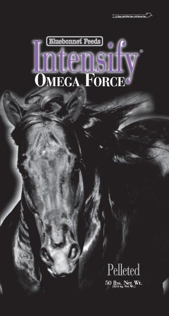 Intensify Omega Force- Bluebonnet Feeds