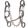 Sherry Cervi Short Shank Twisted Wire Snaffle