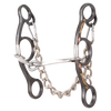 Sherry Cervi O-ring Square Snaffle