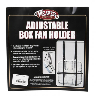Weaver Adjustable Box Fan Holder