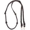 MARTIN SADDLERY BARREL BRAIDED NYLON REIN