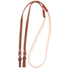 MARTIN HAND BRAIDED NYLON BARREL REIN