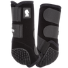 FLEXION BOOT BY LEGACY BLACK AND WHITE