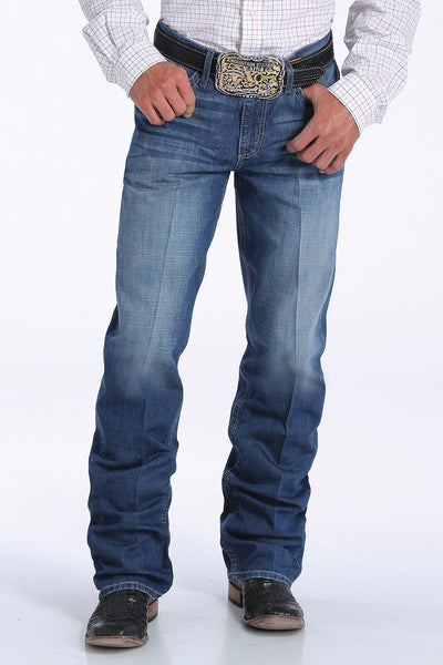 MENS GRANT RELAXED FIT APRIL MEDIUM STONEWASH