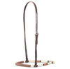 Martin Double Rope Noseband with Leather Cover-NB200DRHB