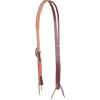 Latigo Split Ear Headstall Smooth