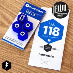 118 Film Adapter