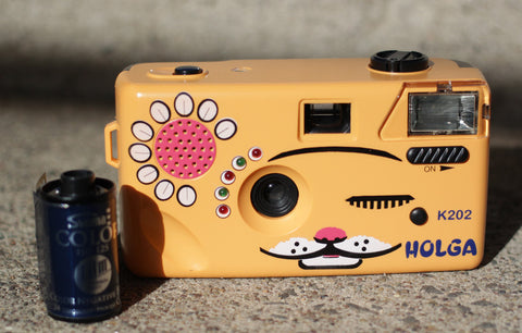 Holga Purrrfect Point 'N Shoot Camera