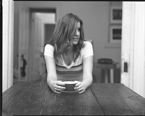 Kate by Shawn Hoke on Tri-X 4x5