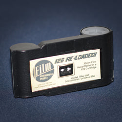 126 Re-Loaded / Re-Usable Cartridge (TMax 100 bw)