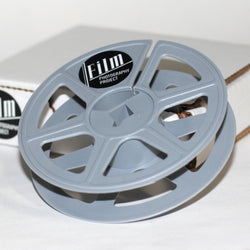 Film Supplies - 16mm 100 ft Plastic Reel