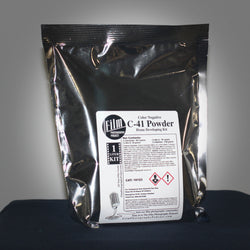 Darkroom Supplies - FPP C-41 Development Kit (1 Liter)