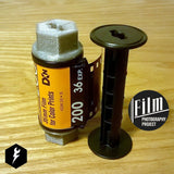 Adapter - 35mm to 120 Film Adapter Kit / Sprockets!