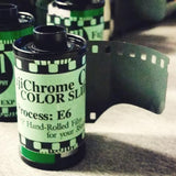 35mm Chrome - FujiChrome CDU II Tungsten (1 Roll)