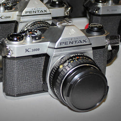 35mm Film Camera - Pentax K1000 SLR (Vintage)