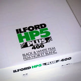 4X5 SHEET FILM - ILFORD HP5 BW NEGATIVE FILM (25 SHEETS)