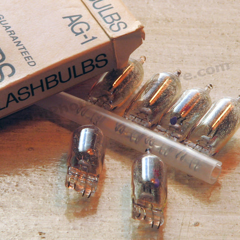 Flash Bulbs - AG-1b (Package of 12)
