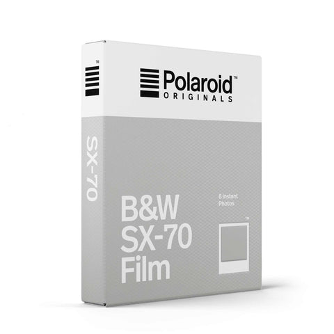 Polaroid SX-70 BW Film (For Vintage Polaroid SX-70 Cameras)