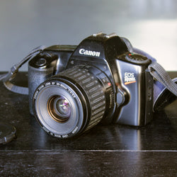 35mm Film Camera - Canon EOS Rebel 1000 SLR (Vintage)