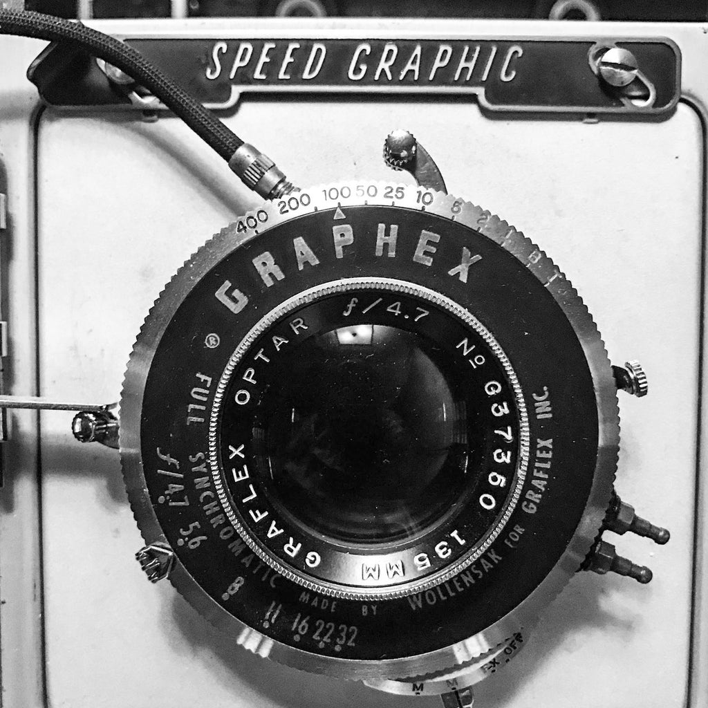 Graflex Speed Graphic (Vintage)