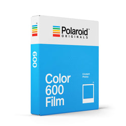 Polaroid 600 Color Film (For Vintage Polaroid 600 Cameras)