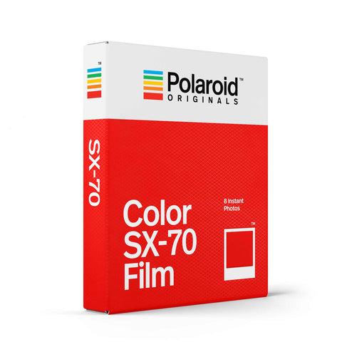 Polaroid SX-70 Color Film (For Vintage Polaroid SX-70 Cameras)