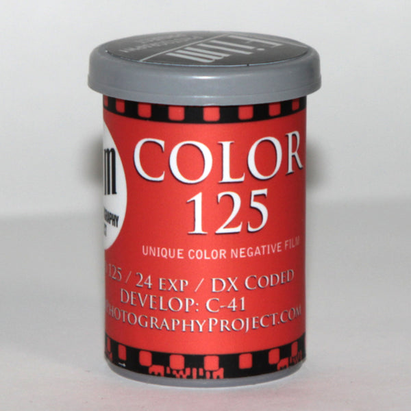 35mm Color - FPP Color 125 (1 roll)