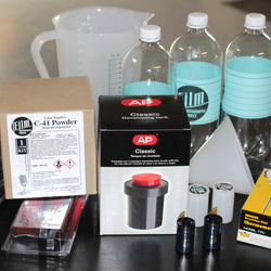 Darkroom Supplies - FPP Home Development Starter Kit (Color)