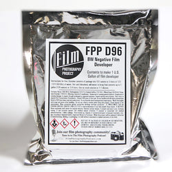 Darkroom Supplies - FPP D96 BW Developer (Powder to make 1 Gallon)