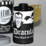 35mm BW Film - Dracula35 (1 Roll)