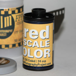 35mm Color - FPP Red Scale (1 roll)